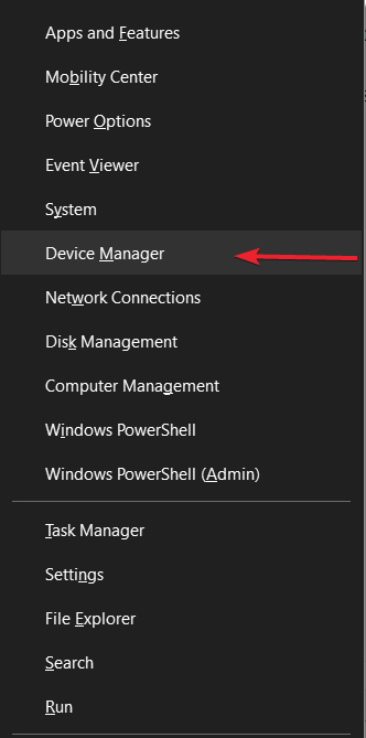 MAC address change - Windows Device Manager Menu Option