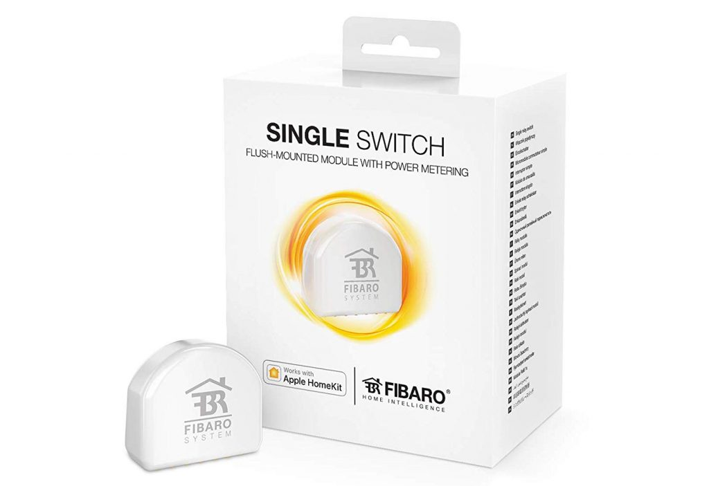 Fibaro - Single Switch - Compatible with Homekit